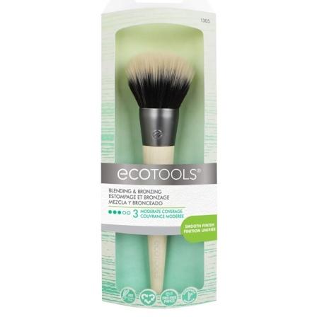 EcoTools Bamboo Blending & Bronzing Brush