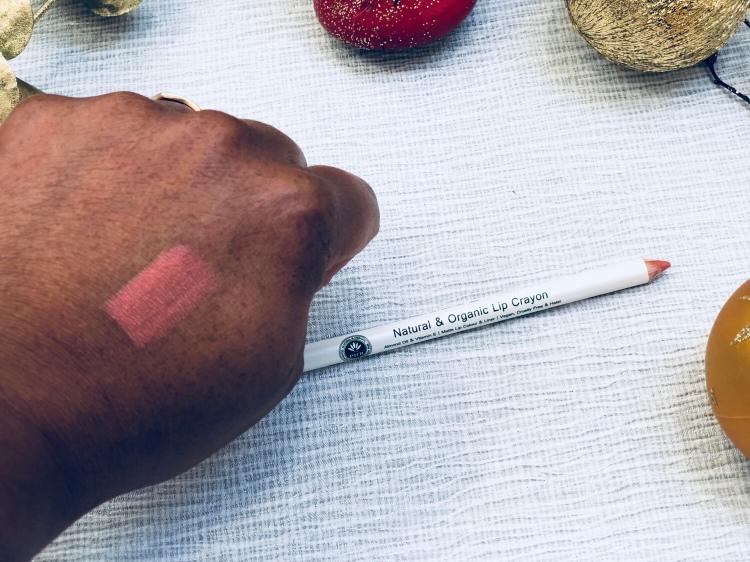 PHB Ethical Beauty Lip Crayon - Peach