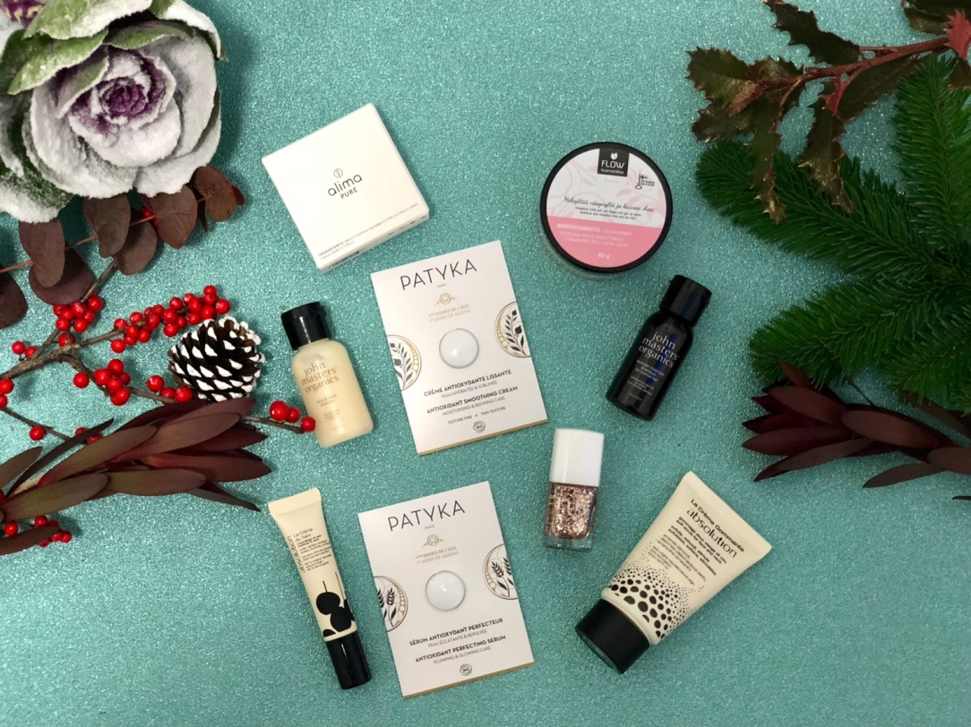 Jolie beauty box