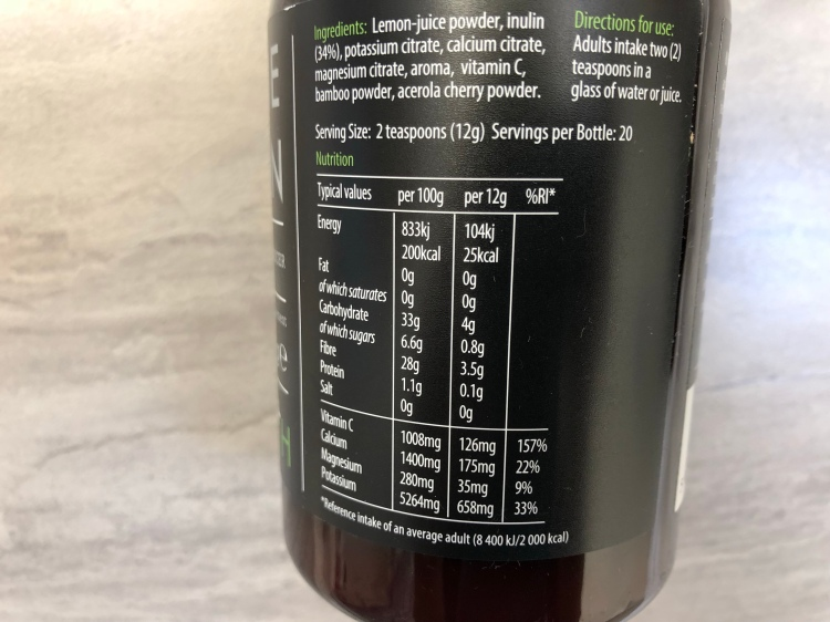 Kiki Health alkaline infusion