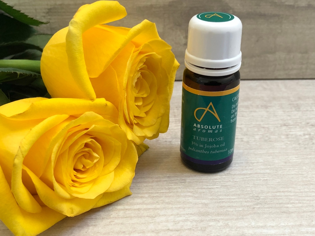 Absolute Aromas tuberose essential oil