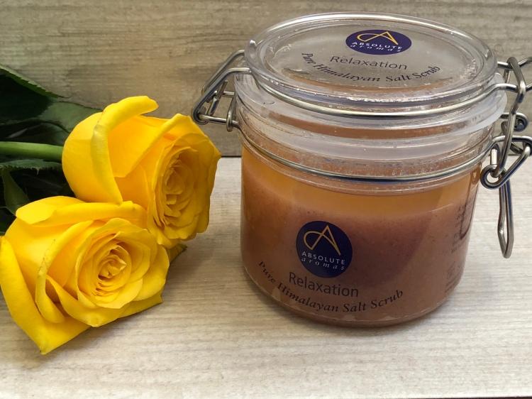 Absolute aromas Relaxation Himalayan Salt Scrub