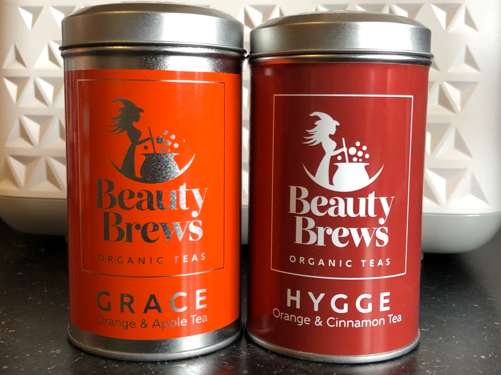 beauty brews organic teas
