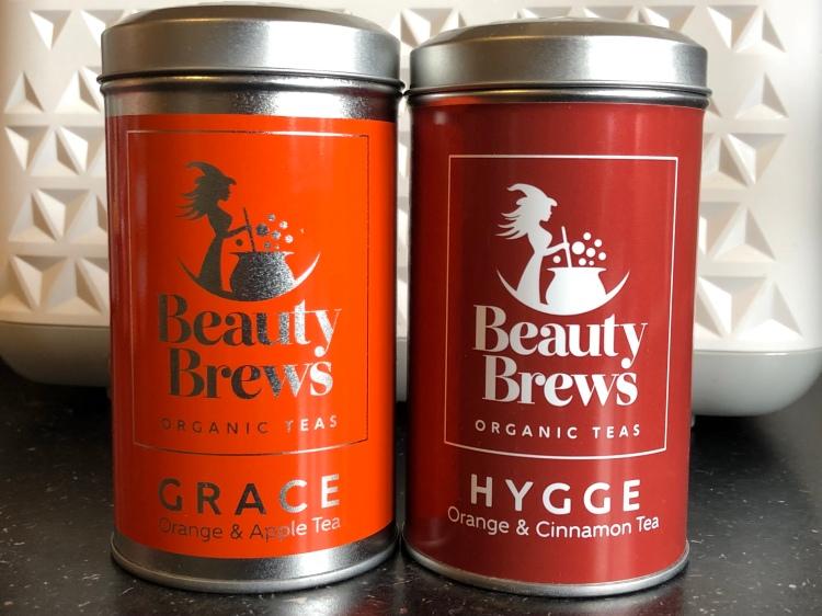 beauty brews organic teas
