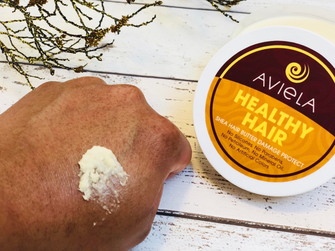 Aviela healthy hair shea hair butter