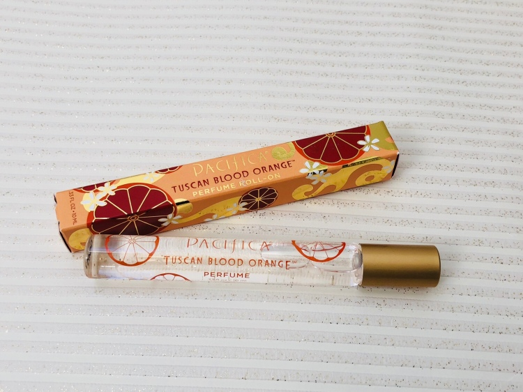 Pacifica Tuscan blood orange perfume roll-on