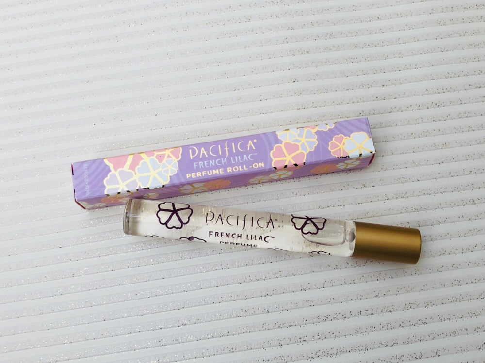 Pacifica French Lilac perfume roll-on