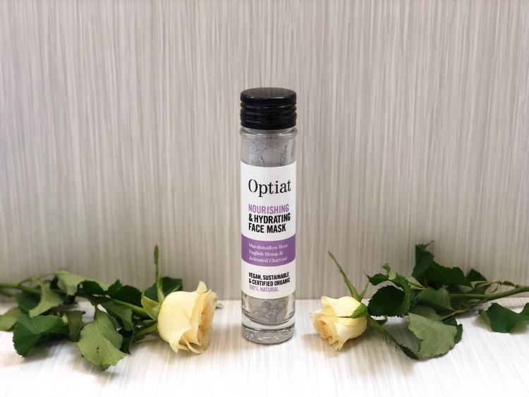 Optiat Nourishing & Hydrating Face Mask