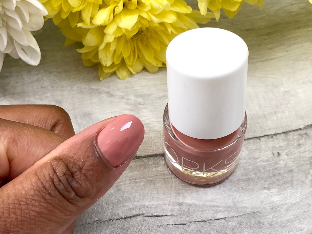 Glossworks nail polish come clay with me