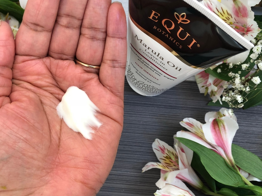 EQUI Botanics Marula Oil Leave in Conditioner