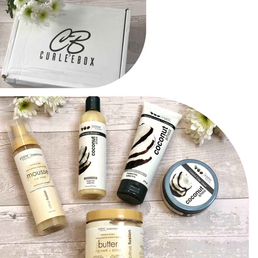 Curlee box march edition - Eden Bodyworks