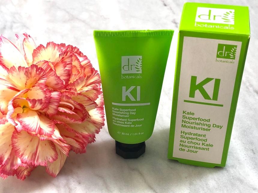 Dr.botanicals kale superfood nourishing day moisturiser