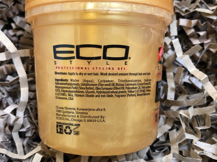 Eco styler olive oil shea butter