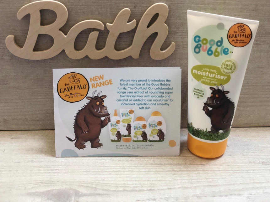 Good bubble Gruffalo Gruffalo Moisturiser with Prickly Pear Extract