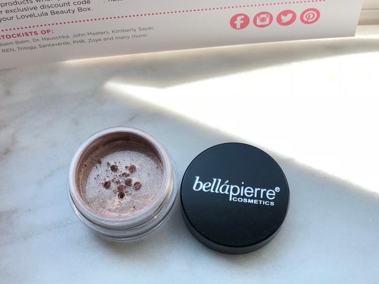 Bellapierre Shimmer Powder Shade: Lava 2.35g