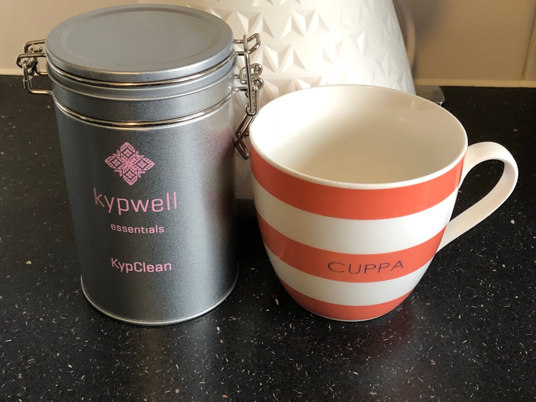 Kypwell KypClean Organic Herbal Tea - Detox