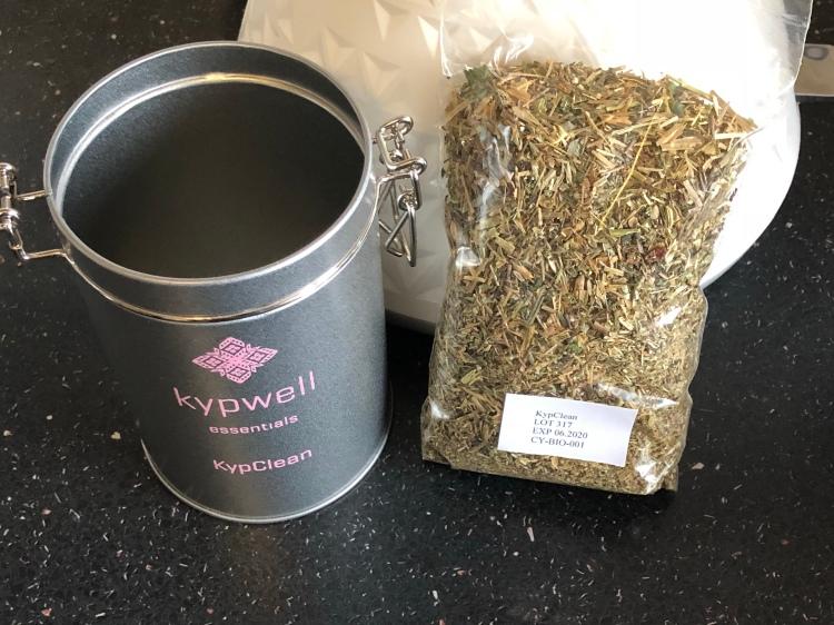 KypClean Organic Herbal Tea - Detox