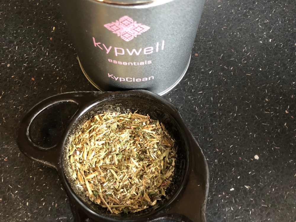 KypClean Organic Herbal Tea - Detox