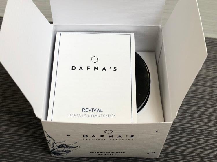 Dafna's Skincare Revival Bio-Active Beauty Mask