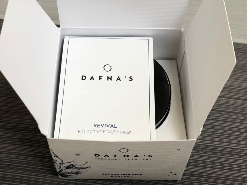 Dafna's Skincare Revival Bio-Active Beauty Mask