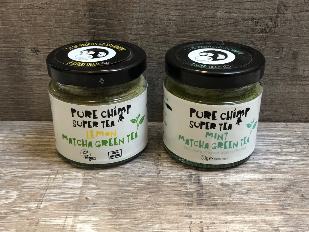 Purechimp matcha green tea