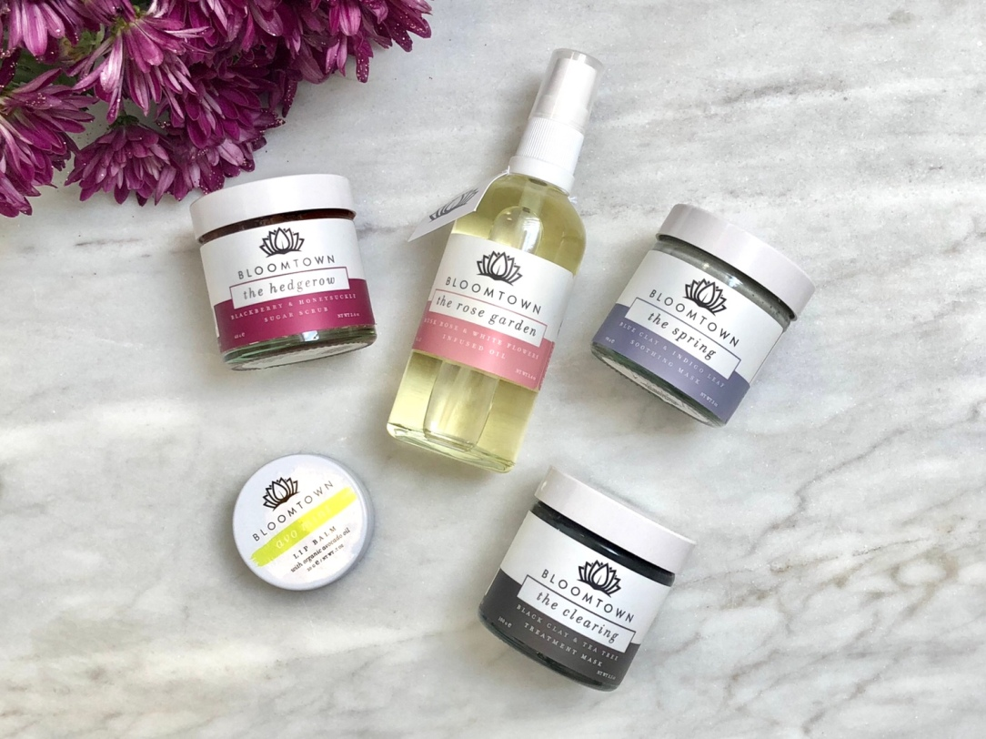 Bloomtown skincare