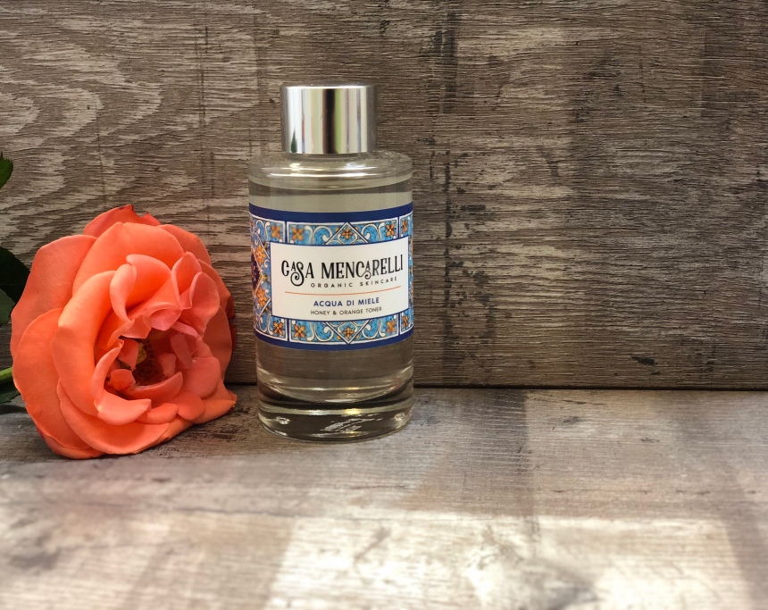 Casa Mencarelli ACQUA DI MIELE - Honey & Orange Toner