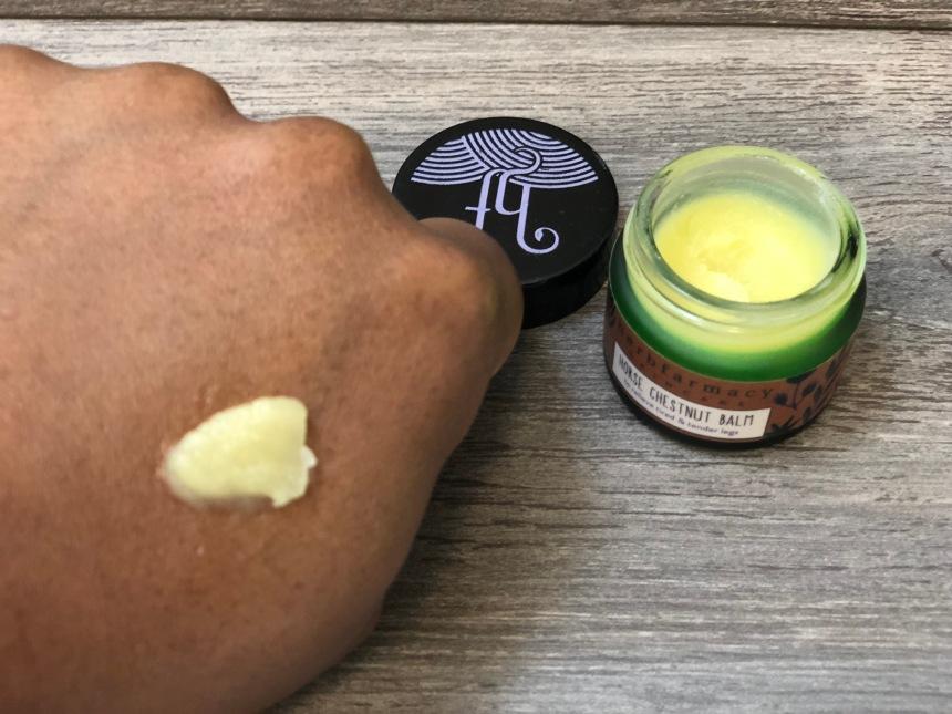 Herbfarmacy horse chestnut balm