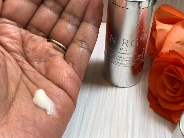 SKN-RG flash balm makeup cleanser