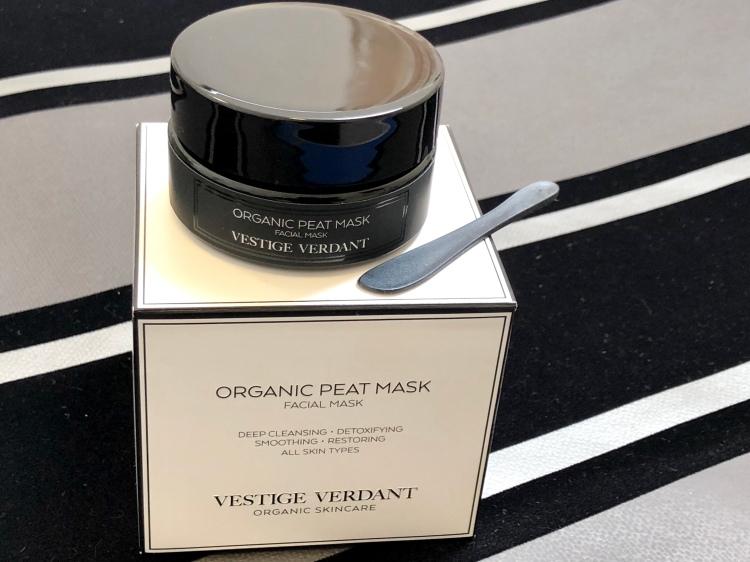 Vestige Verdant Organic Peat Mask
