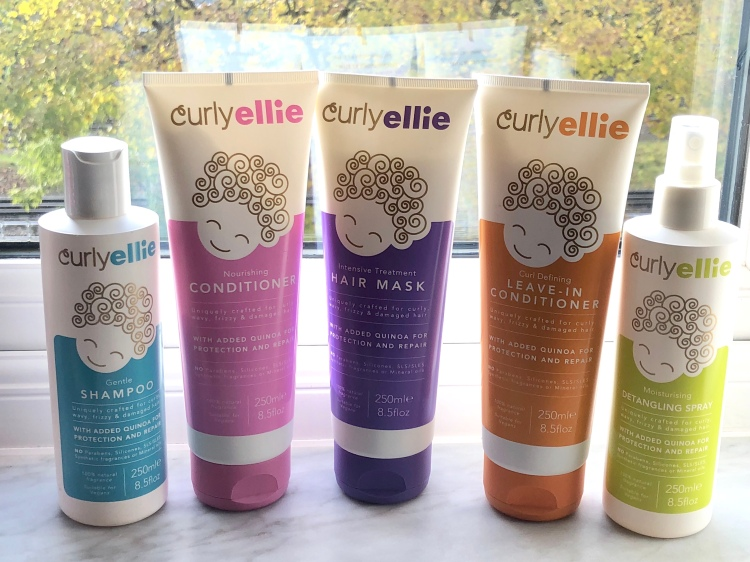 Curlyellie haircare