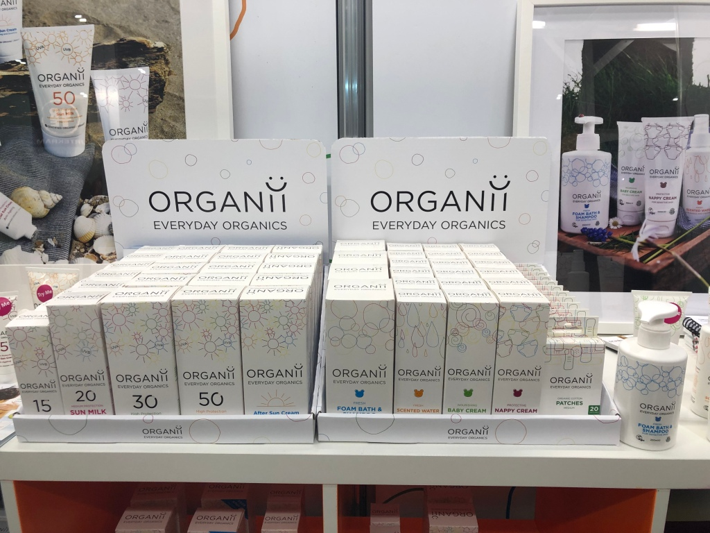 My Visit To The Natural & Organic Products Europe 2019 Trade