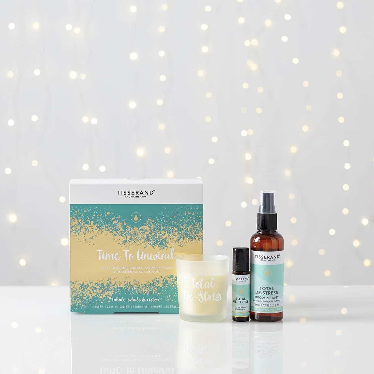 Tisserand Aromatherapy time to unwind