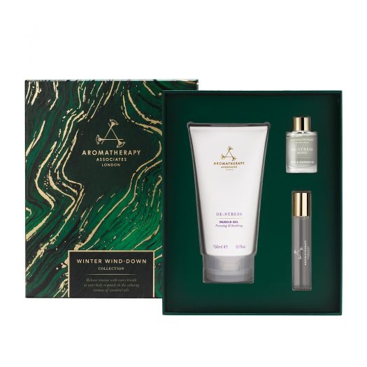 Aromatherapy associates Winter wind-down