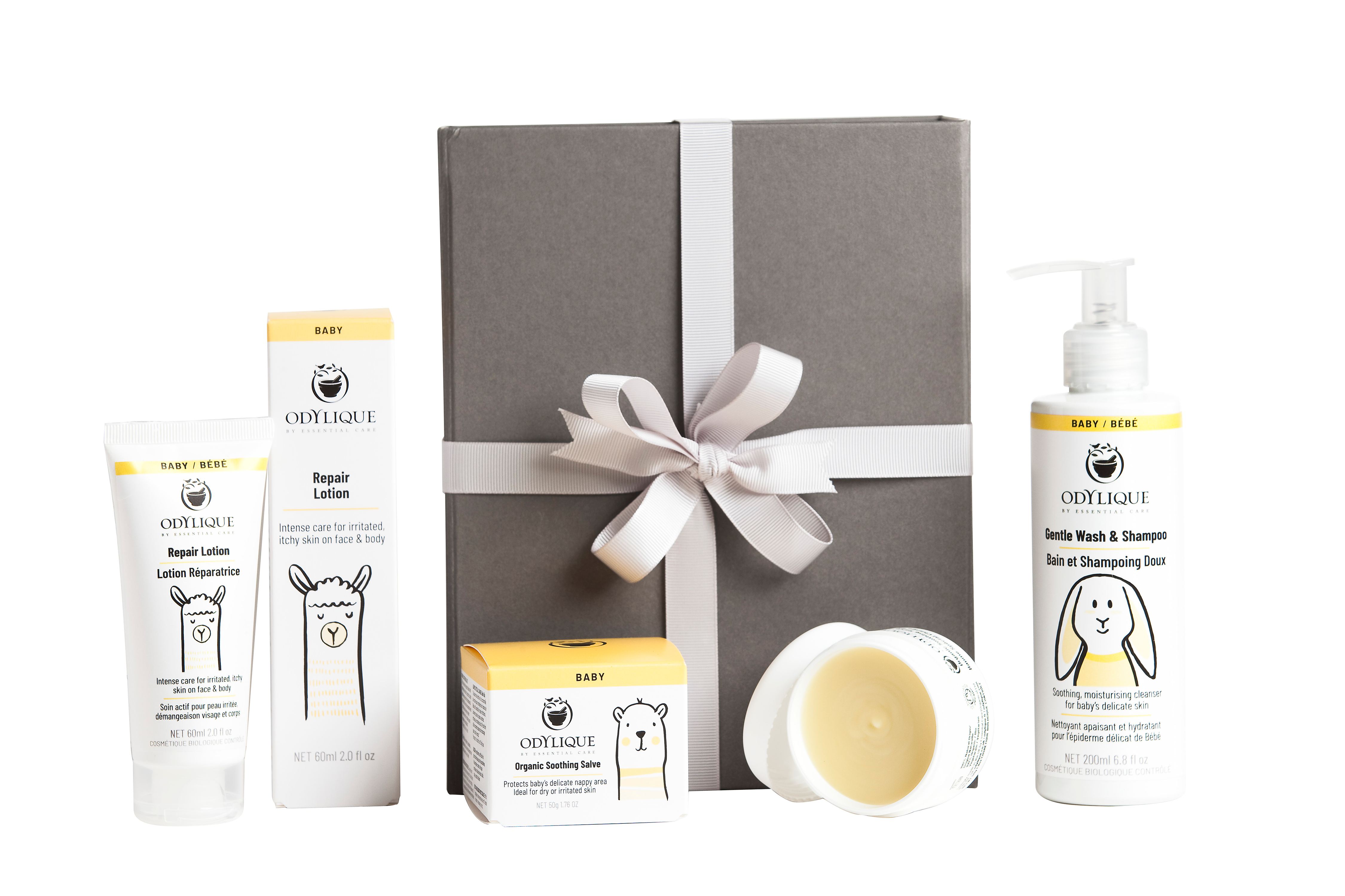 Odylique baby gift set