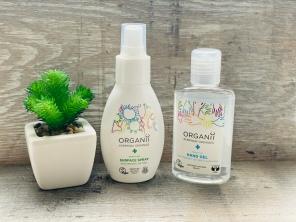 Organii everyday organics purifying surface spray