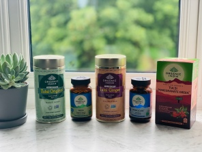 organic india herbal supplements and teas