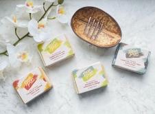 PoaPoa natural soap bar and shampoo bar